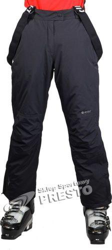 Hi-tec Spodnie narciarskie damskie Lady Cameron czarne r. XL