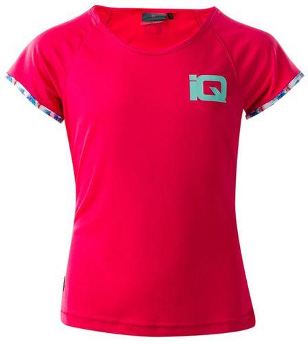 IQ Koszulka dziecięca MIHO JRG czerwona r. 146