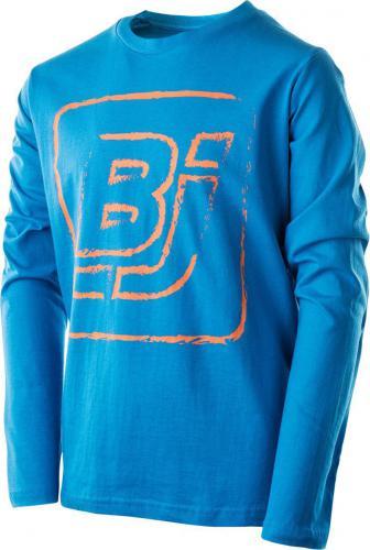 BEJO Bluza juniorska RENTE JR Blue/Orange Logo r. 146