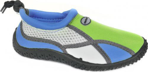 Martes Juniorskie buty do wody NERCO JR, kolor niebiesko-zielono-biały, rozmiar 30