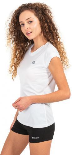 IQ Koszulka damska LEDA WMNS biała r. M