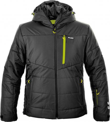 Elbrus Męska Kurtka Miller Black/Yellow Green r. XXL