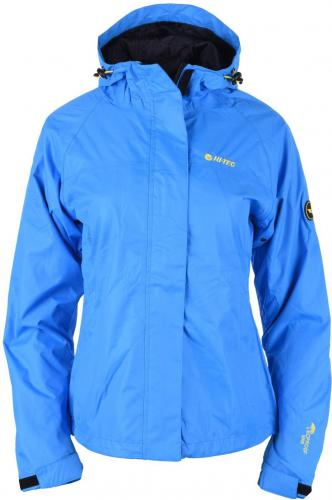 Hi-tec Damska Kurtka LADY LARINO SCRUBA BLUE/BRIGHT YELLOW r. XL