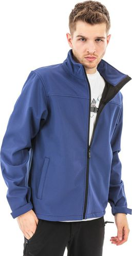 Hi-tec Kurtka softshell męska Lummer Storm Blue r. XL