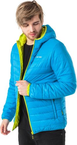 Hi-tec Kurtka NORIS Diva Blue/Lime Punch r. XL