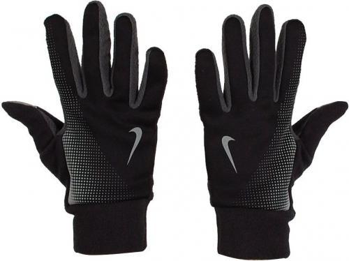 Nike Rękawiczki damskie Thermal Tech Run Gloves Black/anthracite r. XS