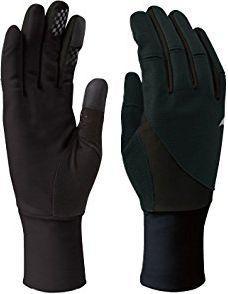 Nike Rękawiczki damskie Storm Fit 2.0 Run Gloves Black/black r. L