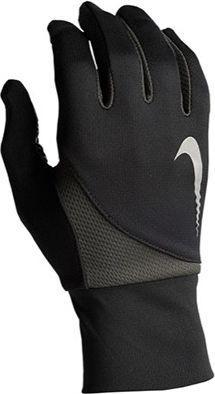 Nike Rękawiczki damskie Dri-fit Tailwind Run Gloves Black/Cool Grey r. M