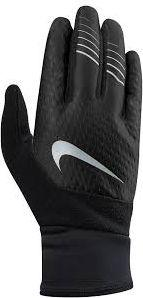 Nike Rękawiczki męskie Therma-fit Elite Run Gloves Volt/black/silver r. S