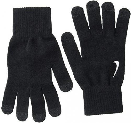 Nike Rękawiczki Knitted Tech Gloves 2.0 czarne r. S/M