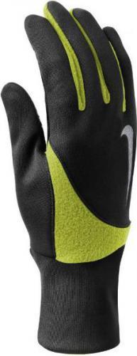 Nike Rękawice męskie Element Thermal 2.0 Run Gloves Black/volt r. L