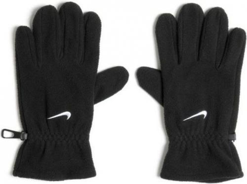 Nike Rękawiczki juniorskie Fleece gloves desert pink/fireberry r. L
