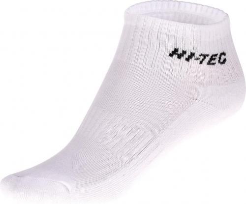 Hi-tec Skarpety QUARRO PACK WHITE 36-39