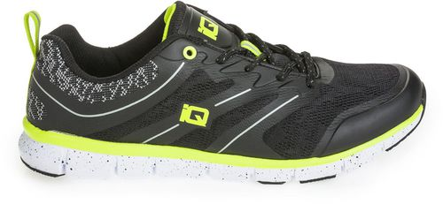 IQ Buty męskie Echino Black/Lime/Light Grey r. 43