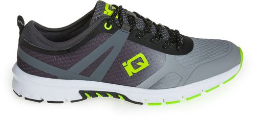 IQ Buty męskie Campsis Black/Dark Grey/Light Grey/Lime Green r. 43