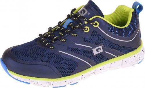IQ Buty Młodzieżowe Echino T Navy/Lake Blue/Lime r. 38