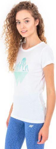 Elbrus Koszulka damska AGULITA WO'S biała r. S