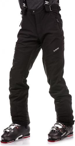 Hi-tec Spodnie narciarskie ZOGOR, kolor czarny, rozmiar XXL