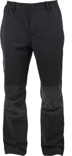 Hi-tec Spodnie trekkingowe softshellowe Tegu Czarne r. XXL