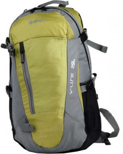 Hi-tec Plecak FELIX 25L SPRING GREEN/DARK GREY/DARK GREY ZIPPER