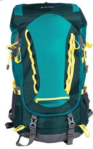 Hi-tec Plecak ALLER 35L GREEN/YELLOW