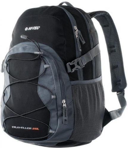 Hi-tec Plecak sportowy Traveller 25L czarno-szary