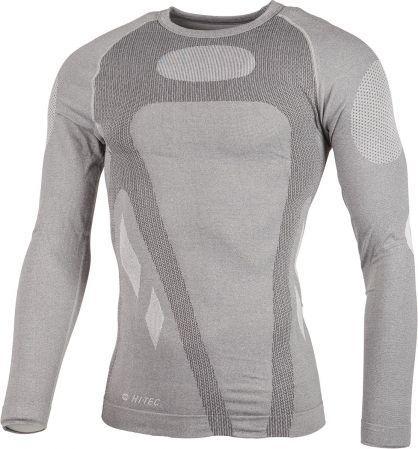 Hi-tec Koszulka termoaktywna HERMAN GREY XXL