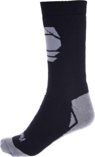 MAGNUM Skarpety męskie Magnum Elite Sock Black/grey r. 44-47