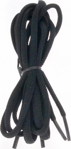 Martes Sznurówki Lace Slim Black 75cm