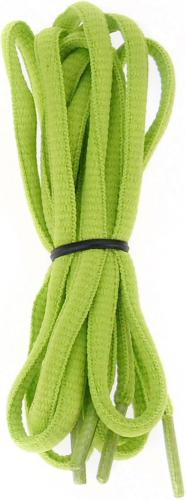 MARTES Sznurówki Lace Slim Green 75cm