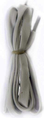 Martes Sznurówki Lace Flat White 120cm