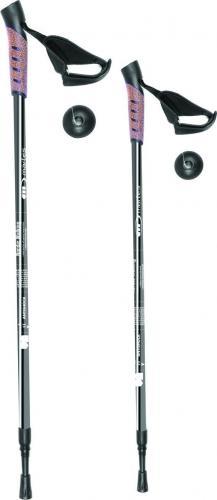 MARTES KIJE TREKKINGOWE MARAN BLACK 81-134 cm