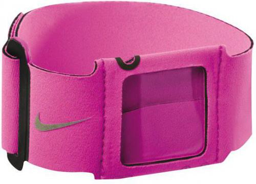 Nike SPORT STRAP PINK FORCE/SILVER