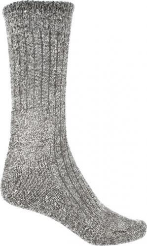 Elbrus Skarpety męskie Norweger White/Light Grey Melange r. 44-47