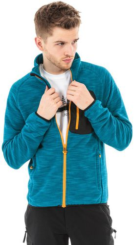 ELBRUS Polar męski Dorian Blue Melange/Orange r. XL