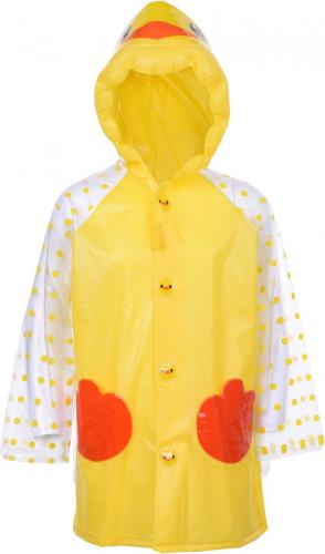 BEJO Peleryna CHICKEN RAINCOAT YELLOW 104-110cm