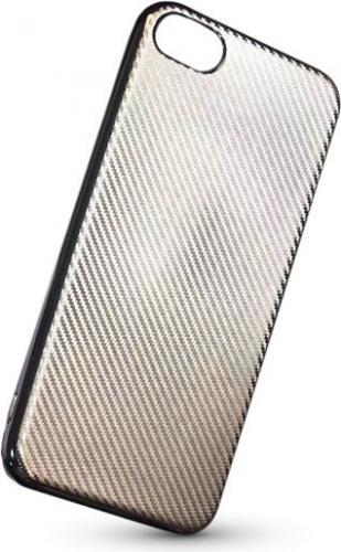 Nakładka Elegance Carbon do Samsung S7 G930 szampańska (GSM028458)