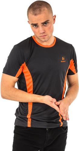 Huari T-shirt męski Anfield Red Orange/pirate Black r. M