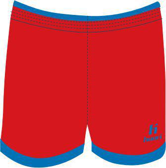 Huari Szorty Ibrox Junior Short Fiery Red/french Blue r. 164