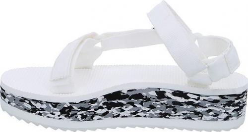 TEVA Sandały W'S Flatform Marbled WHT r. 40