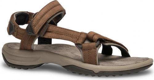 TEVA Sandały W'S Terra Fi Lite Leather Brązowy r. 41 (1012073-BRN-10)