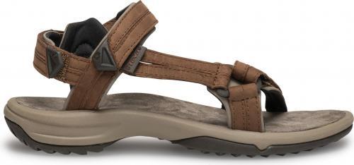 TEVA Sandały W'S Terra Fi Lite Leather Brązowy r. 38  (1012073-BRN-7)
