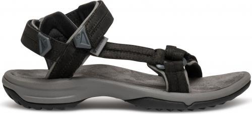 TEVA Sandały W'S Terra Fi Lite Leather Czarny r. 39 (1012073-BLK-8)