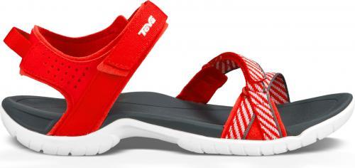 TEVA Sandały W'S Verra Czerwony r. 37.5  (1006263-BSRD-6.5)