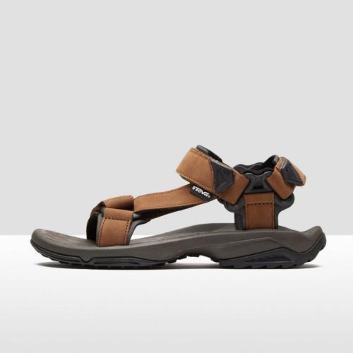 TEVA Sandały męskie M'S Terra Fi Lite Leather brązowe r. 48.5