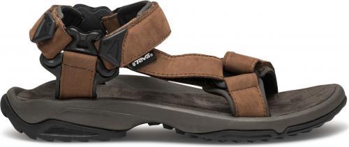 TEVA Sandały męskie M'S Terra Fi Lite Leather brązowe r. 44.5