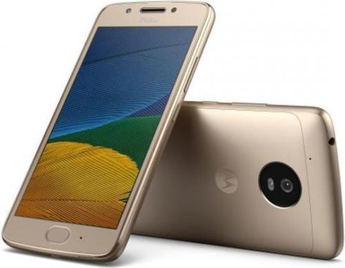 Smartfon Motorola Smartfon Motorola Moto G 5-Gen. Złoty 2/16GB DualSIM ! NOWOŚĆ !