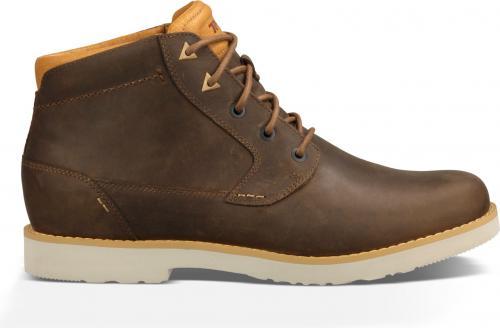 TEVA Buty M'S Durban - Leather Brązowy r. 44,5 (1008302-BIS-11)
