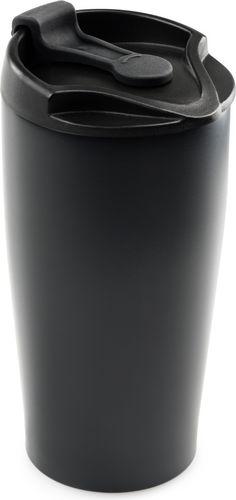 GSI Kubek GLACIER STAINLESS 16 FL. OZ. AMERICANO BLACK (67255)