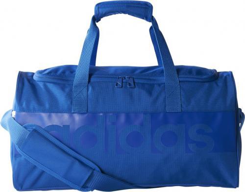 a5ba0a927f527 Adidas Torba sportowa Tiro S BS4757 niebieska (75385)